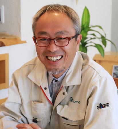 リフォームスタッフ/田村良司/二級建築施工管理技士